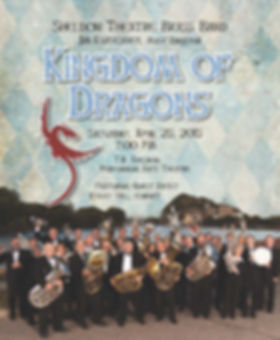 Sheldon Thatre Brass Band - Concert on Saturday April 25, 2015