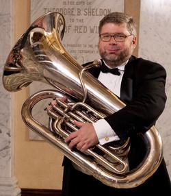 Andy Blackwood, band alumnus