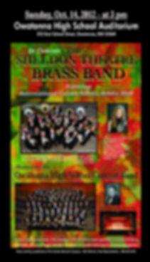 Sheldon Theatre Brass Band - Owatonna High School Concert 2012