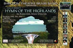Sheldon Theatre Brass Band - Spring Concert 2012