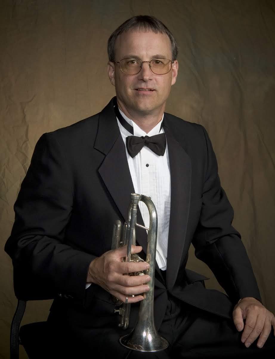 Lance  Paulson, band alumnus