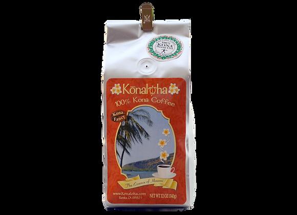 12oz Konaloha Coffee