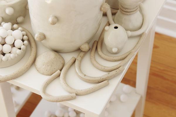 Ceramic sculpture by New Zealand Artist Carragh Amos