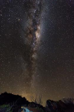 Bruce Barnes - Milky Way
