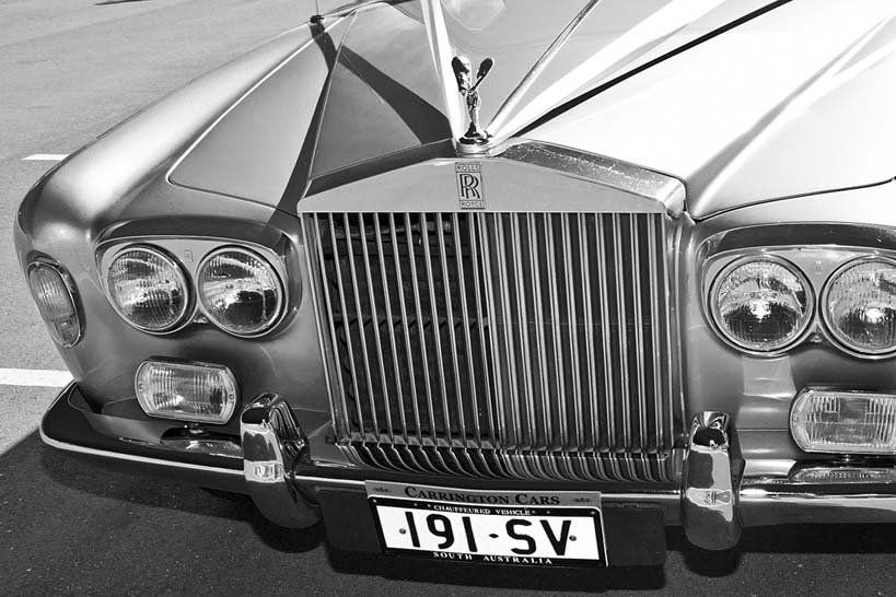 Lyndal Gibson Rolls Royce