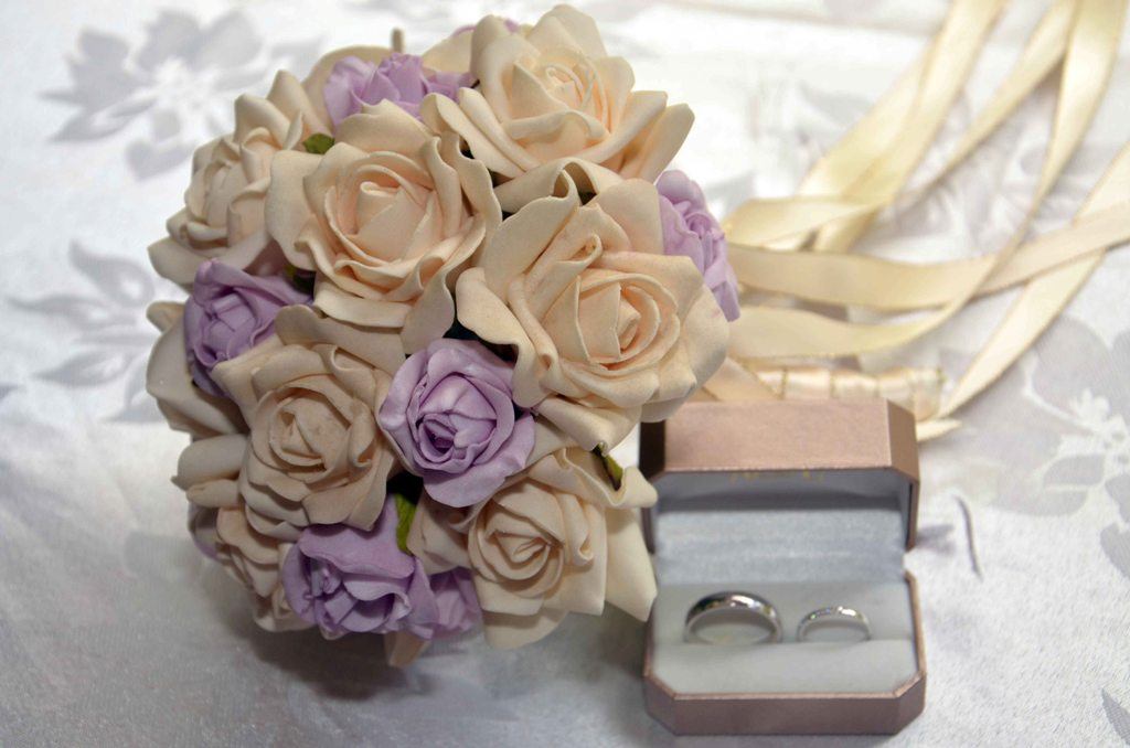 LGP Wedding Bouquet