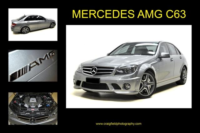 2011 Mercedes AMG C63
