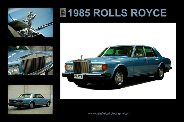 1985 Rolls Royce