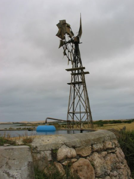 Coorong Well