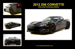 2012 Z06 Chevrolet Corvette