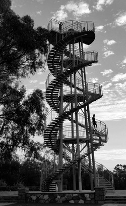 DNA Tower Perth  by Marion Manuel