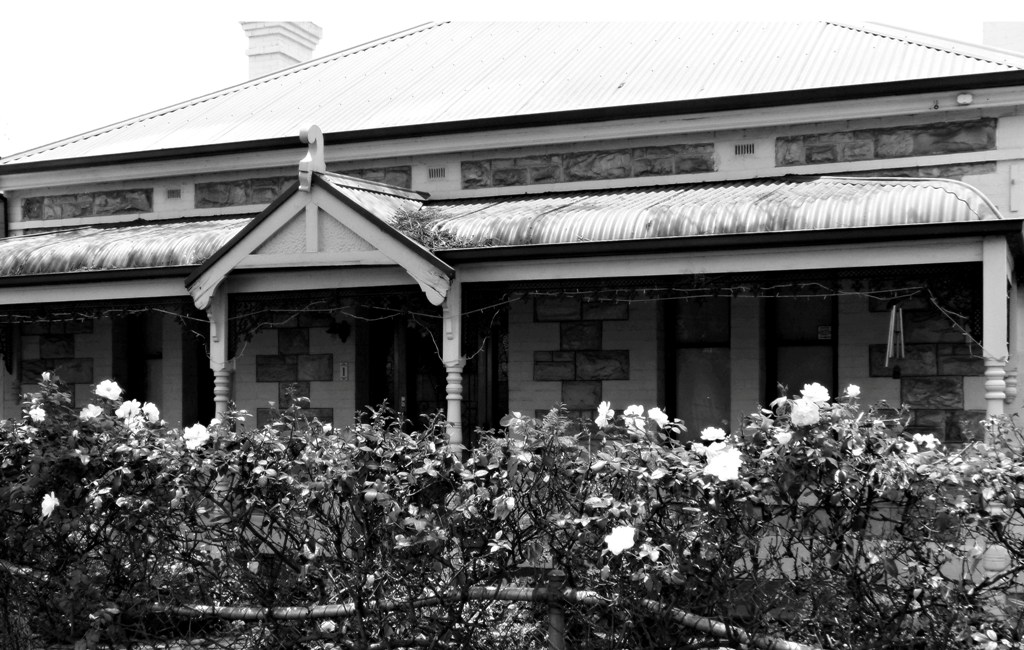 roses house