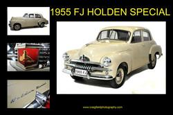 1955 FJ Holden Special