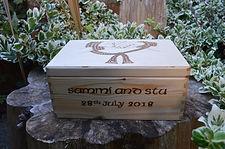 Handfasting Box