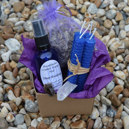 Healing Ritual Kit with Instructions