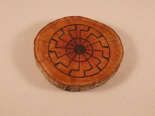 pagan sun wheel