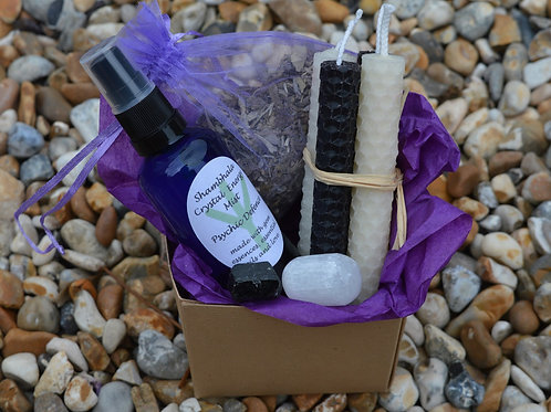 Energy Protection Ritual Kit with Instructions