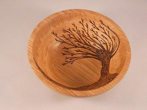 oak tree bowl