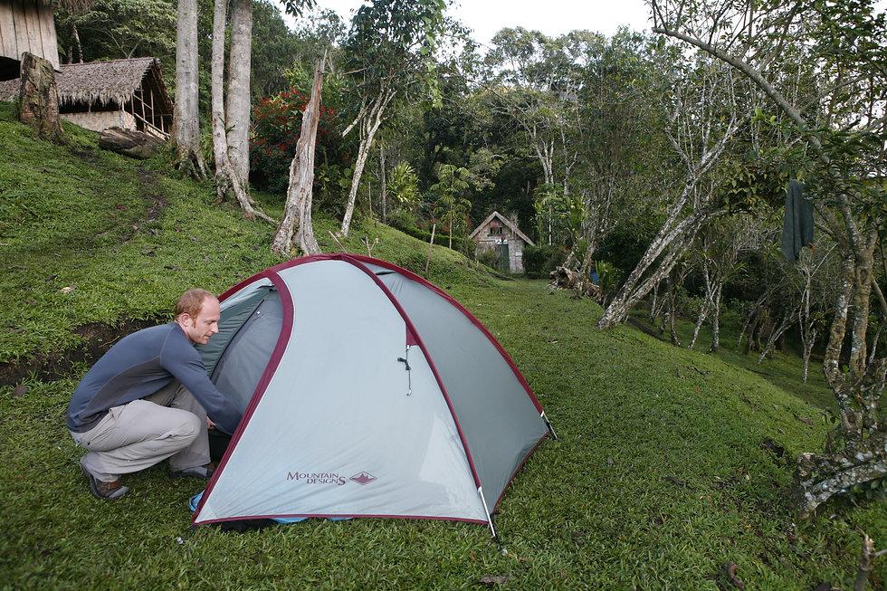 Mountain Designs Tent