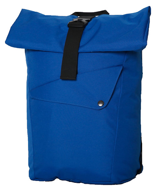 Roll and zip top bag customisable OEM