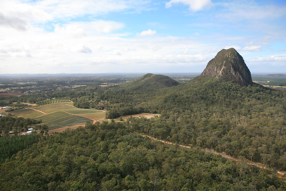 Glasshouse Mountains, Sunshine Coast, Queensland