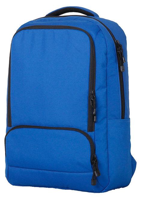 Customisable OEM backpack in blue