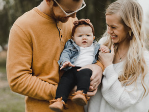 Midwest Fall Family Session