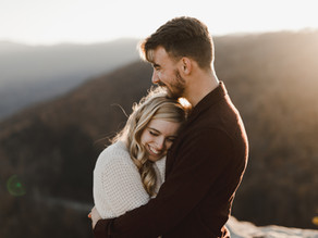 Tennessee Mountains Engagement