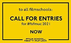 Film School Fest Munich 2021