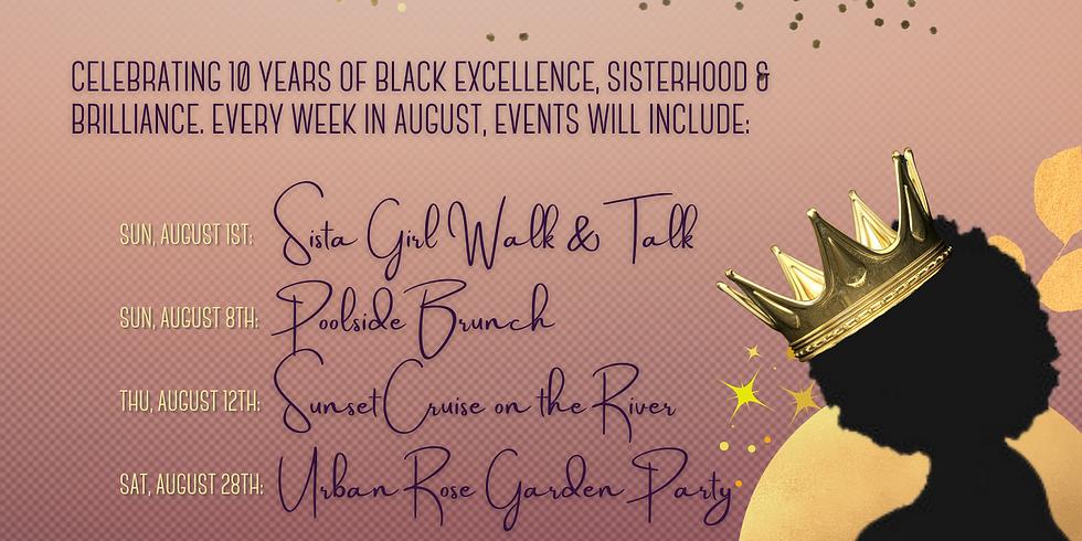 Sacramento Sister Circle 10th Anniversary Celebrations