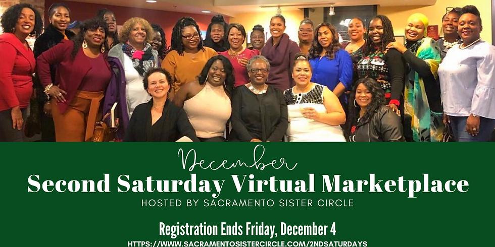 SSC Second Saturday Virtual Marketplace (December 2020)