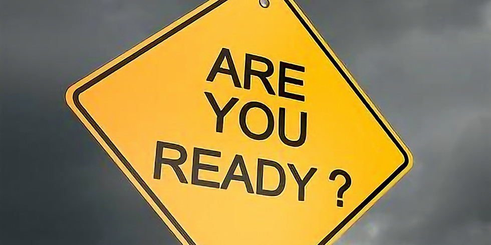 SSC Monthly Meetup: Disaster Preparedness