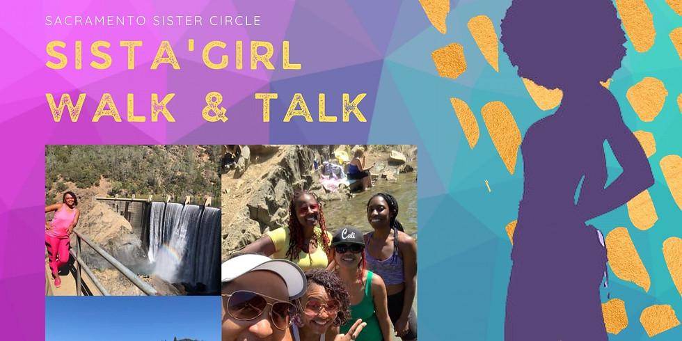 SSC Sista Girl Walk & Talk