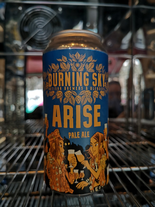 Burning Sky Arise 440ml