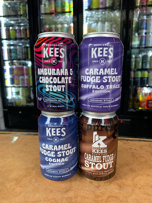 Kees Imperial Stout 4-Pack