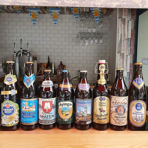 Oktoberfest/Oktobyfest Festival Beers Box