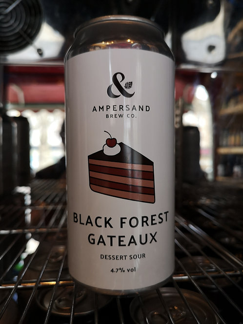 Ampersand Black Forest Gateaux 440ml