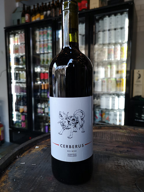 Chet Valley Vineyard Cerberus Red Wine