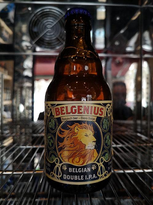 Belgenius Belgian Double IPA 330ml