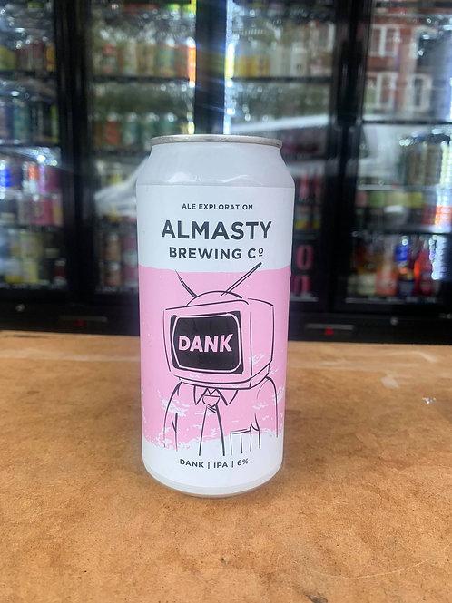Almasty: Dank 6% 440ml