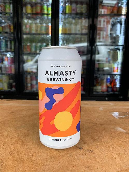 Almasty Mango IPA 6% 440ml