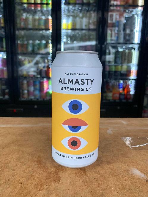 Almasty: Single Strain 4% 440ml