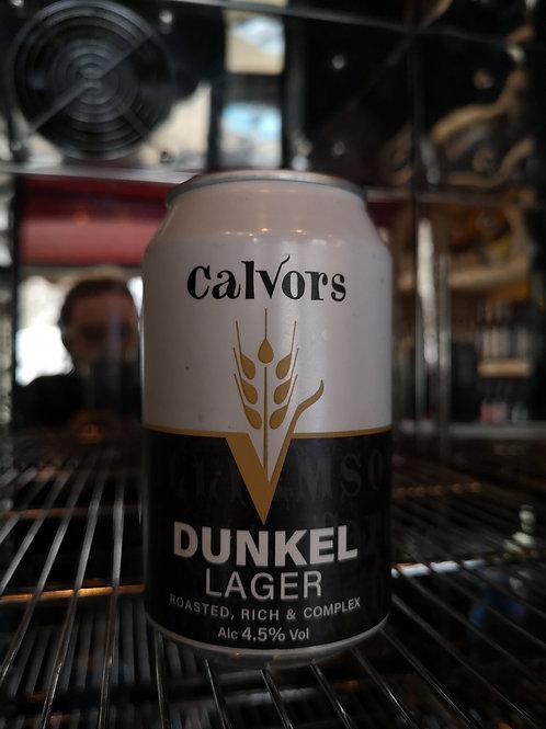 Calvors Dunkel 330ml