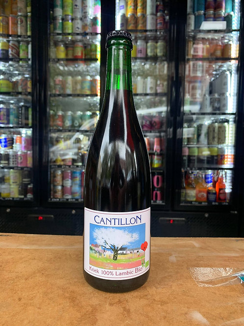 Cantillon: Kriek 100% Lambic Bio 5% 750ml