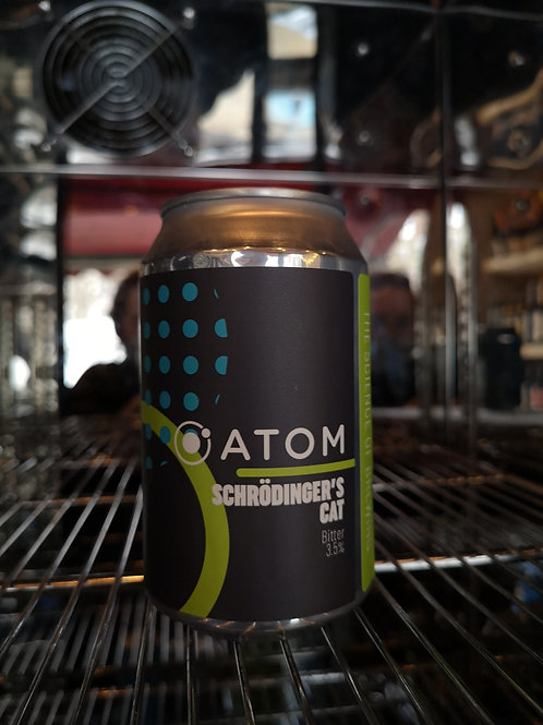 Atom Schrodinger's Cat 330ml