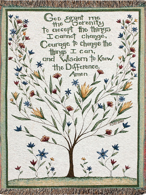 Serenity Prayer 1120-061