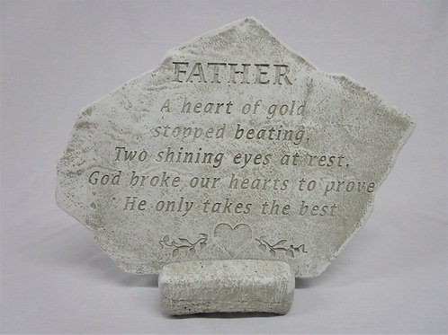 Father, A heart of gold