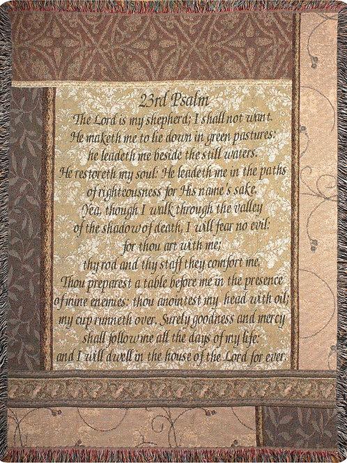 My Shepherd 23rd Psalm 1120-058