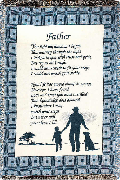 Father, You held my hand 1120-007