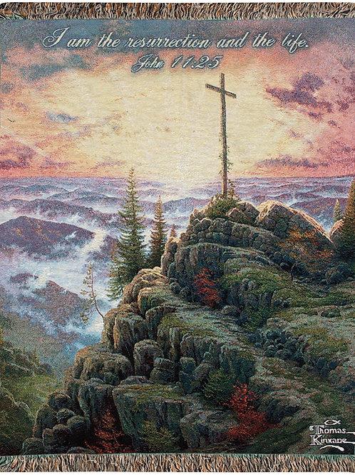 Sunrise, I am the resurrection     1120-012